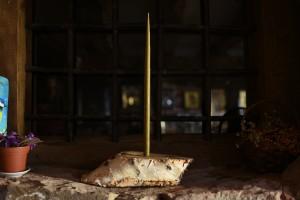 Ритуални восъчни свещи