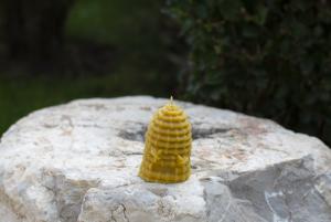 Восъчна пчелен кошер