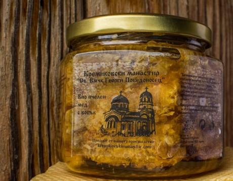 Мед с восък